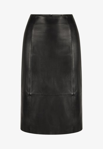 AMARI  - Pencil skirt - black
