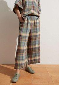 OYSHO - Trousers - multi-coloured - 0