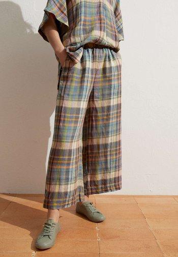 Pantalon classique - multi-coloured
