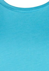 Zizzi - Basic T-shirt - turquoise - 2