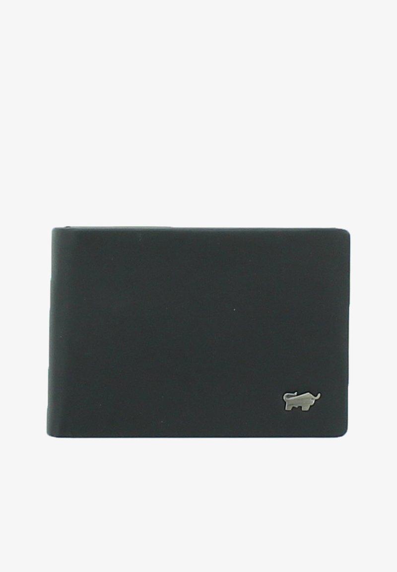 Braun Büffel - LUZERN IN ELEGANTEM DESIGN - Wallet - black