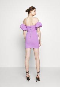 Mossman - MORE THAN WORDS DRESS - Day dress - lilac - 3