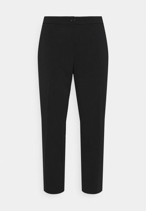 REGINA - Trousers - black