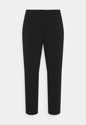 REGINA - Kalhoty - black