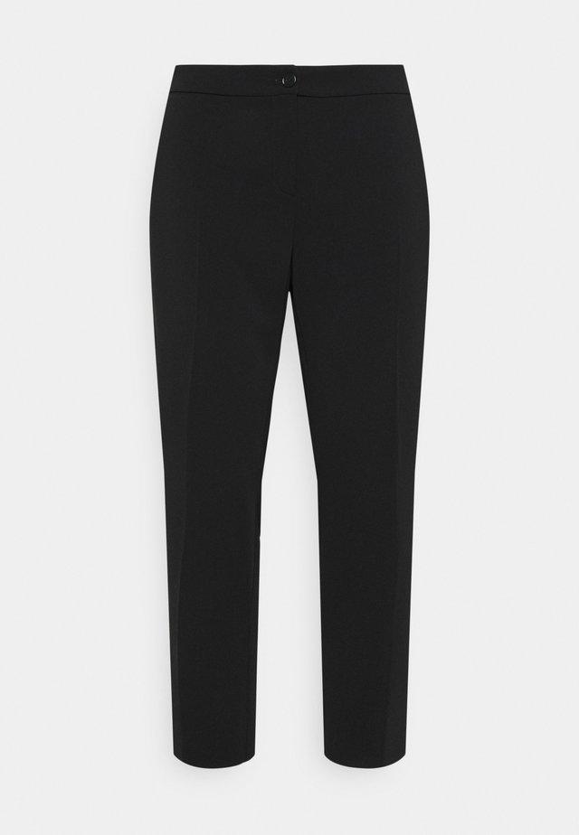 REGINA - Trousers - black