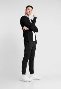 Nominal - HAMBURG GRANDAD - Shirt - black - 1