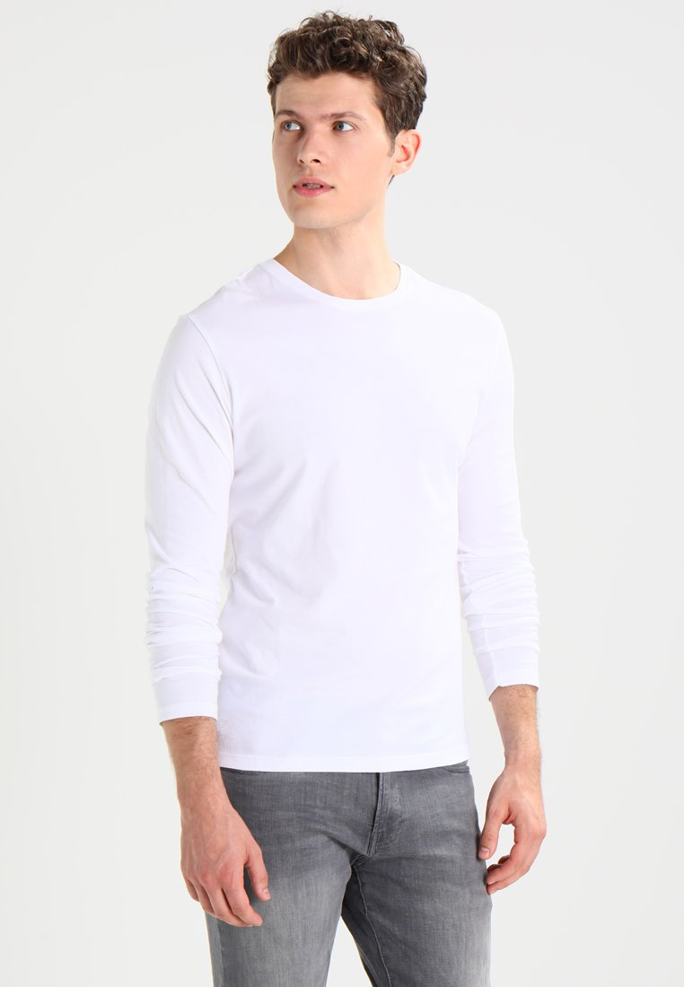 Zalando Essentials - Topper langermet - white