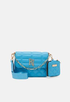 SET - Handbag - blue bright