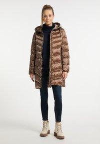 DreiMaster - Winter coat - tabak - 1