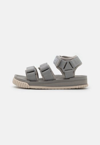 NEO BUNGY UNISEX - Sandals - grey