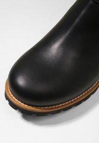 Panama Jack - AMBERES IGLOO TRAVELLING - Vysoká obuv - black - 2