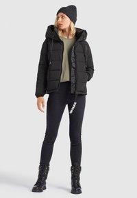 khujo - LILENA - Winter jacket - schwarz - 4
