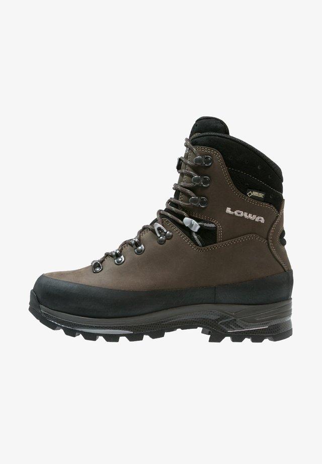 TIBET GTX - Zapatillas de senderismo - sepia/black