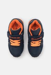 Color Kids - SHOES UNISEX - Chaussures d'entraînement et de fitness - dress blues - 3