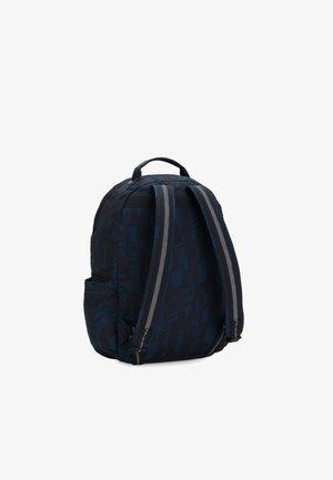 School bag - dark blue