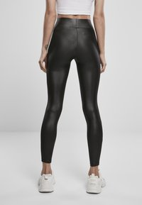 Urban Classics - Leggings - Trousers - black - 2