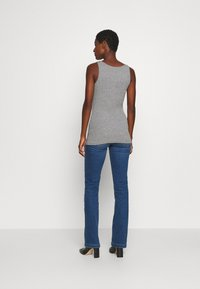 Guess - MYRELLA  - Top - stone heather grey - 2