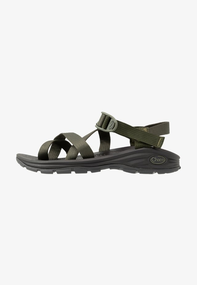 Z VOLV 2 - Outdoorsandalen - solid forest