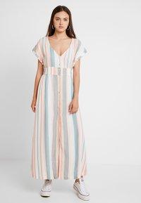 Roxy - FURORLAGOON - Maxi dress - snow white - 0