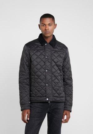 LEMAL QUILT - Light jacket - black