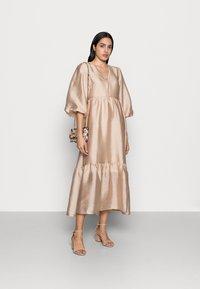 InWear - YIVA DRESS - Cocktail dress / Party dress - powder beige - 1
