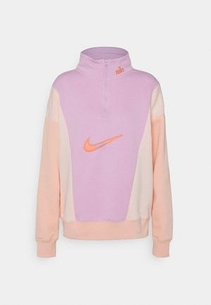 Sweatshirt - light arctic pink