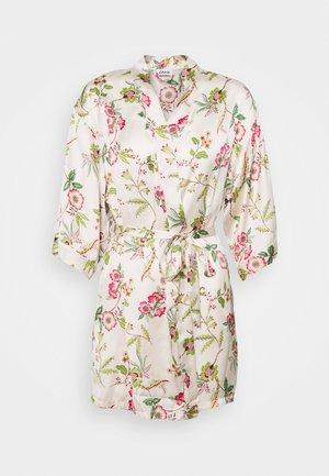 STRALE DESHABILLE - Dressing gown - ecru