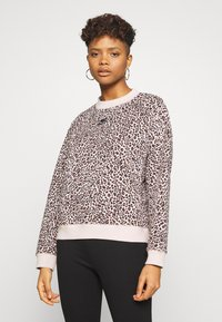Nike Sportswear - PACK CREW - Sweatshirt - particle beige - 0