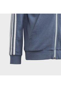 adidas Originals - OUTLINE HOODIE - Felpa aperta - grey - 3