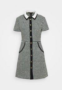 maje - RENAGA - Shirt dress - ecru/vert - 3