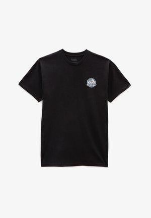 MN VANS OTW SIMPLE SS - Print T-shirt - black