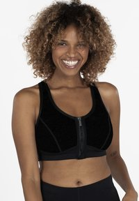 DORINA - Sports bra - black - 2