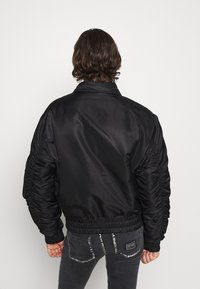 Versace Jeans Couture - DIAGONAL  - Bomber Jacket - nero - 6