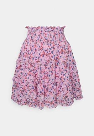 YASLILA  - Minifalda - lilac