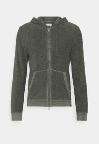 Marc O'Polo - Zip-up hoodie - mangrove - 3