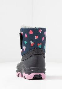 Friboo - Snowboots  - dark blue - 4