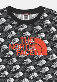The North Face - YOUTH EASY UNISEX - Print T-shirt - white/black - 2