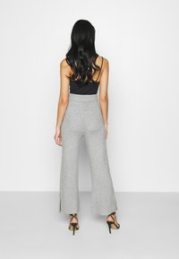 Missguided - CULOTTE - Joggebukse - grey - 2