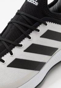 adidas Performance - DEFIANT GENERATION  - Zapatillas de tenis para todas las superficies - footwear white/core black - 5
