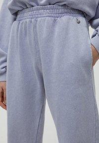 PULL&BEAR - Pantaloni sportivi - grey - 3