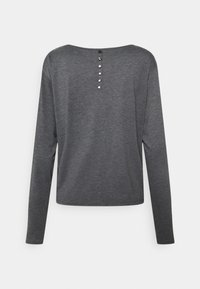 Roxy - MAGICAL - Long sleeved top - anthracite - 1