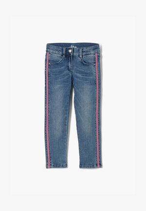 PANTALON - Slim fit jeans - blue
