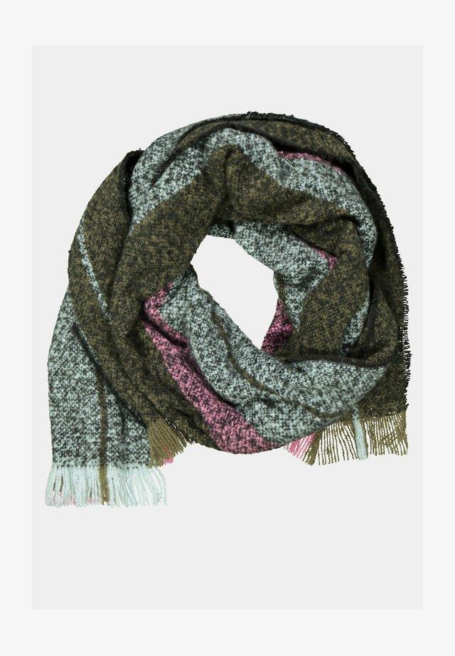 Sjaal - khakigrün