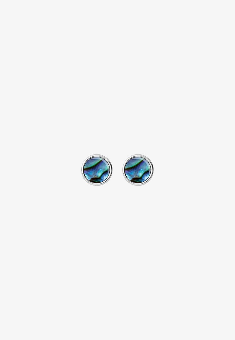 THOMAS SABO - Earrings - violet/turquoise/green