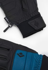 Black Diamond - SPARK GLOVES - Gloves - astral blue - 1