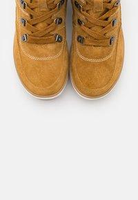 Jana - Winter boots - safron - 5