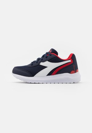 JR UNISEX - Neutral running shoes - estate blue/high risk red