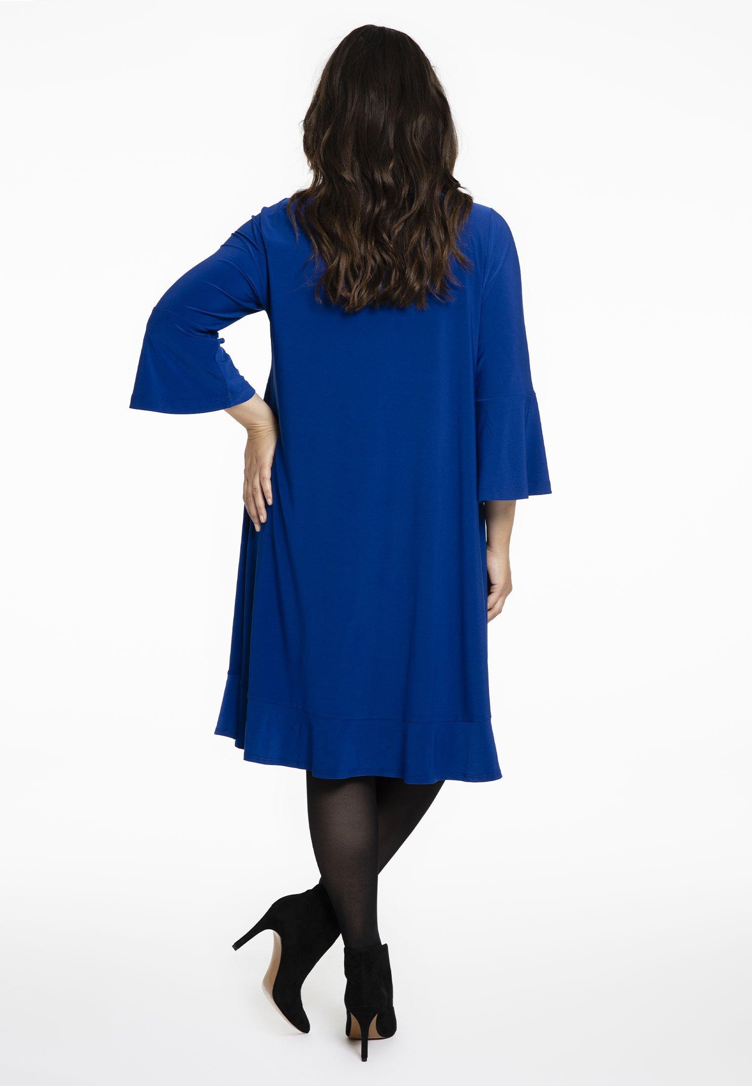 Yoek Freizeitkleid blue/blau