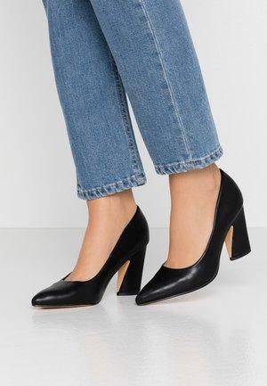 WIDE FIT - High heels - black