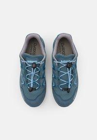 Lowa - INNOX EVO GTX LO JUNIOR UNISEX - Hiking shoes - jeans - 3